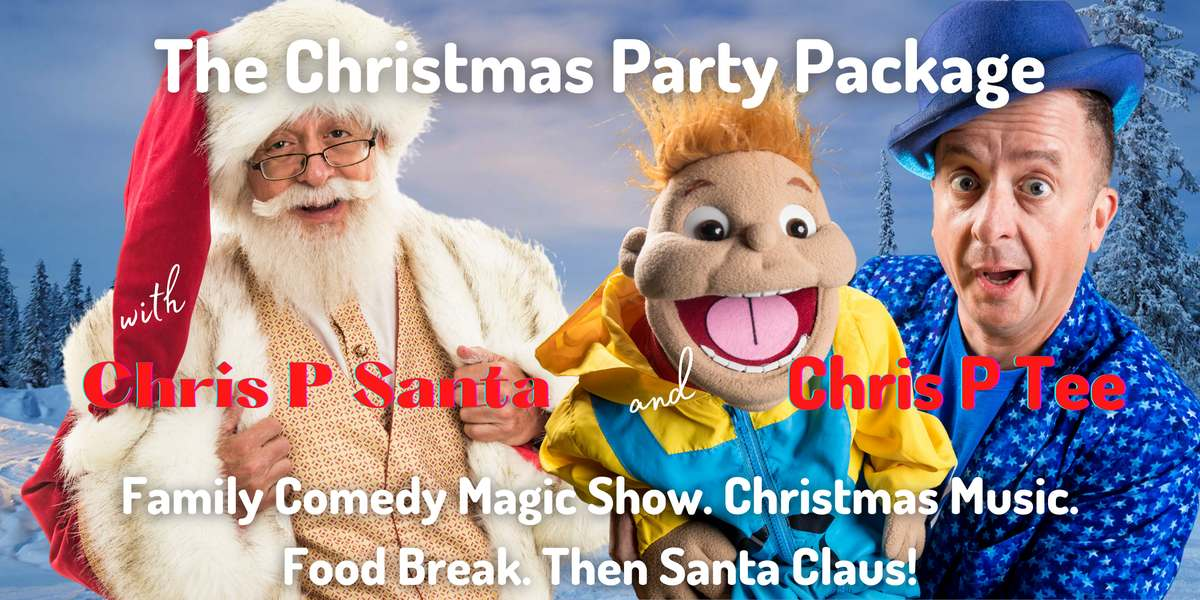 Full Christmas Party Package
